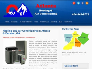Atlanta Heating and Air Conditioning
