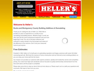 Heller's Building and Remodeling